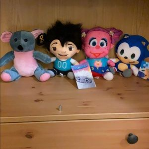 Other - Plush Set (4 plushes)